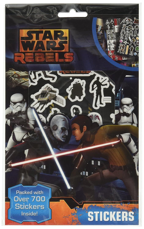 Star Wars - Pack de 700 Stickers de Rebels (Anker ANKSWSTR)