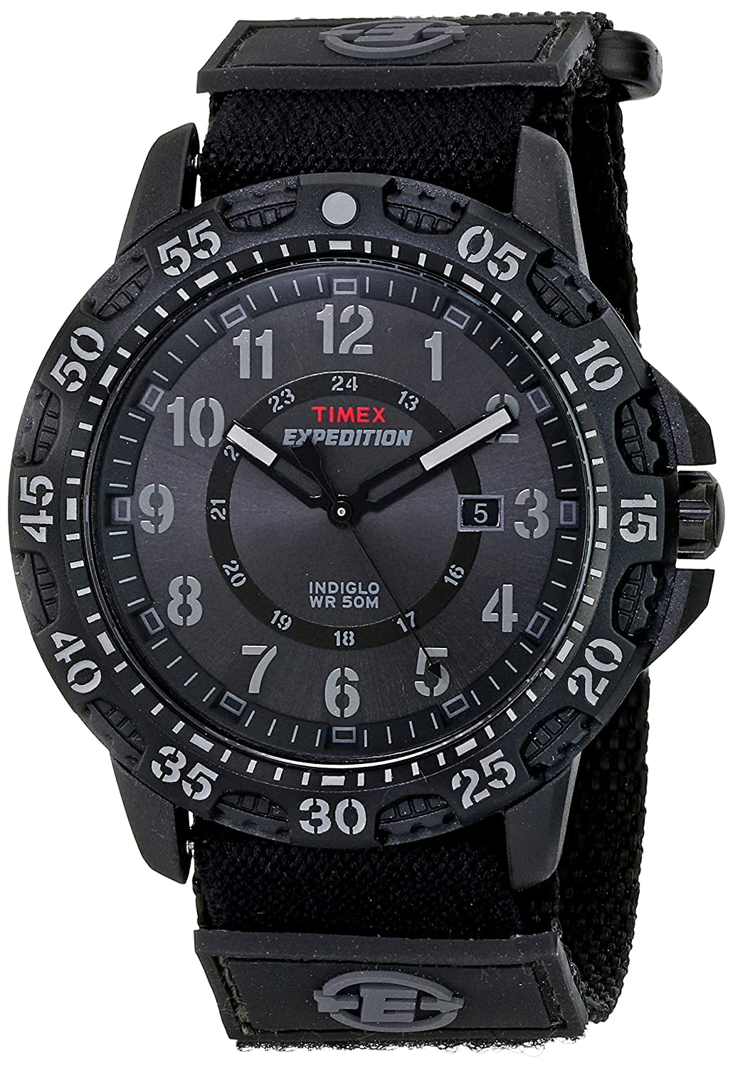 amazon com timex men s tw4b03600 expedition gallatin green black amazon com timex men s tw4b03600 expedition gallatin green black nylon slip thru strap watch timex watches