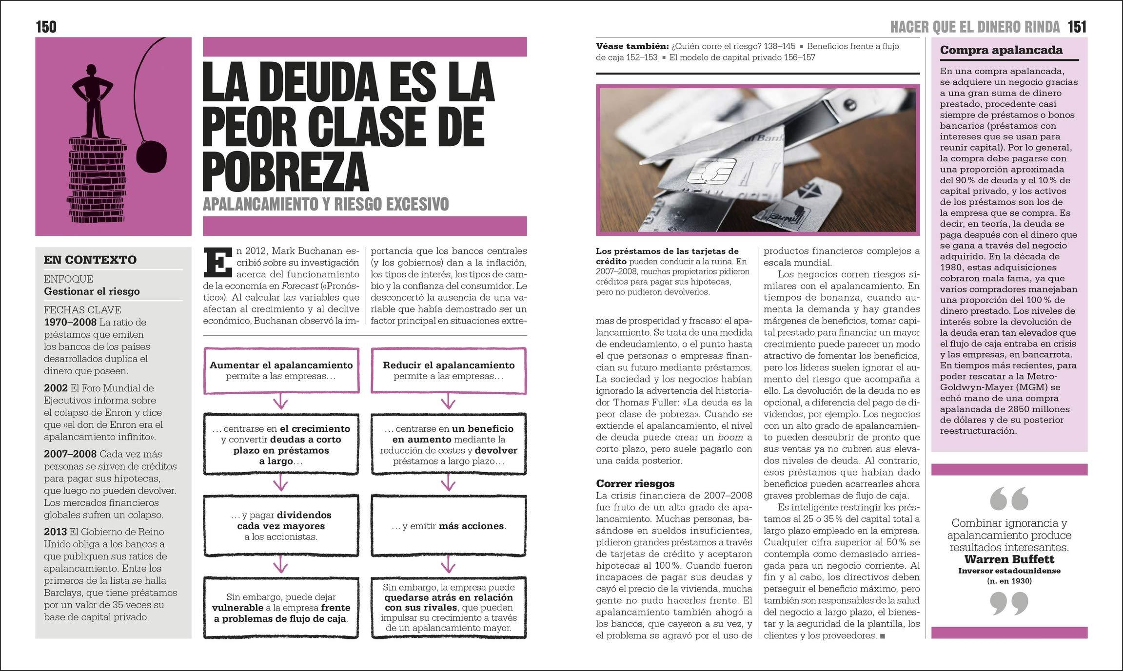 El libro de los negocios (Big Ideas) (Spanish Edition): DK ...