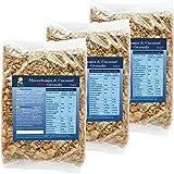 Granola Keto con Nueces de Macadamia y Coco sana y deliciosa - Bajo en Carbohidratos y Sin Gluten - Sin azúcar añadido…