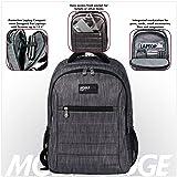 Mobile Edge Carbon SmartPack 16 Inch Laptop