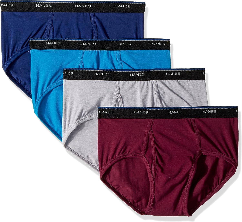 Hanes Comfortblend - Pack de 4 calzoncillos teñidos para hombre: Amazon.es: Ropa y accesorios