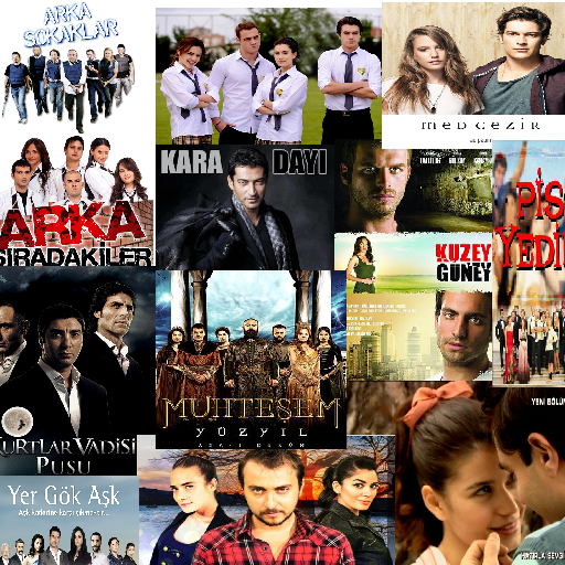 Turkish TV Series (The Best Turkish Tv Series)