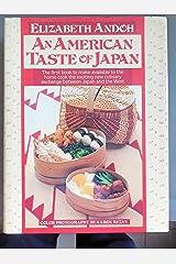 An American Taste of Japan Hardcover