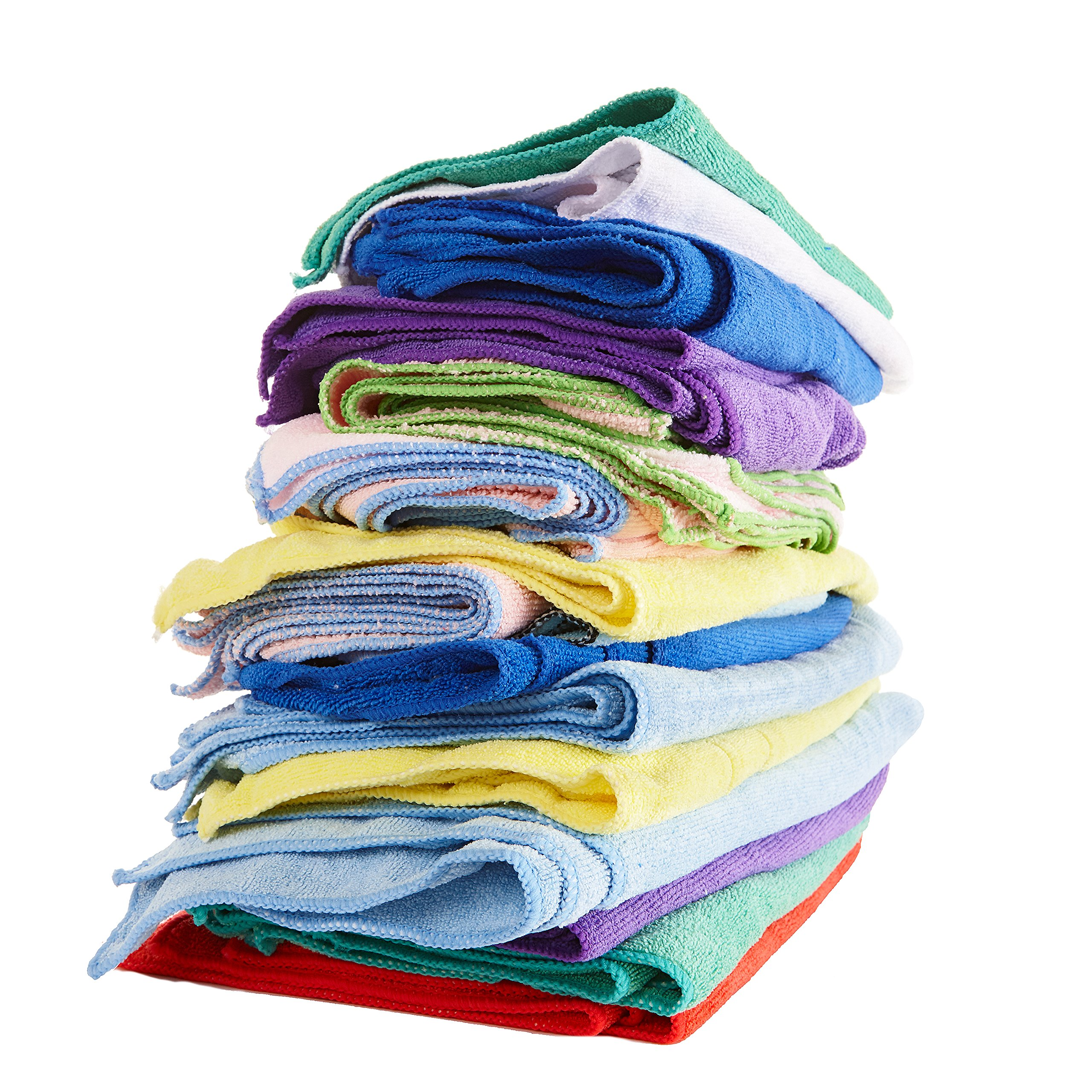 Zwipes 923-6 Bulk Microfiber Bag of Towel