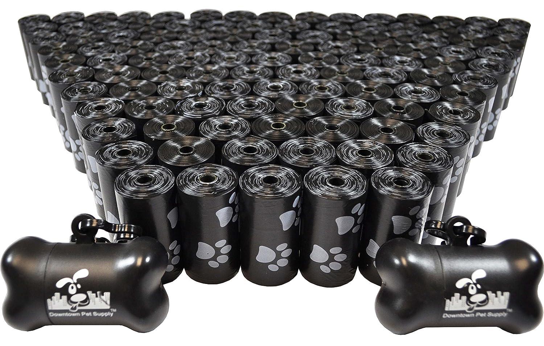 Amazon.com: Bolsas de desechos de mascotas con correa y ...