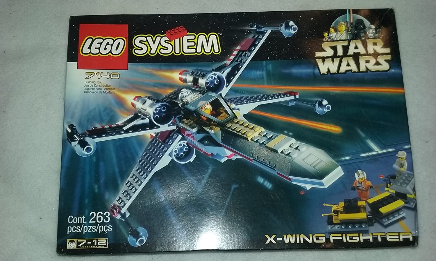 LEGO Star Wars X-Wing Fighter (7140)
