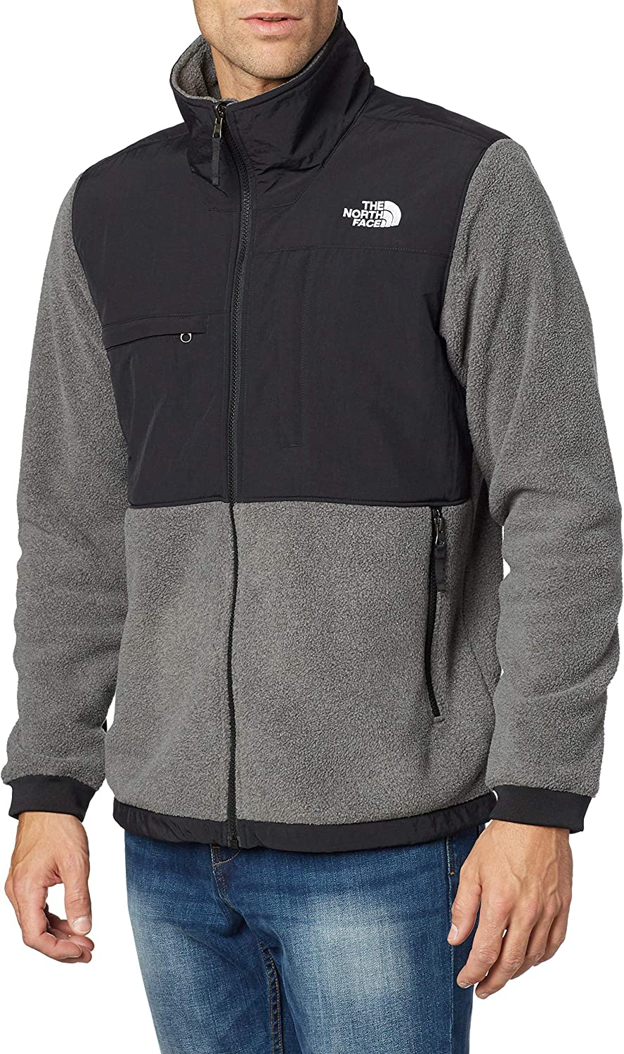 The North Face Chaqueta Denali Gris Hombre