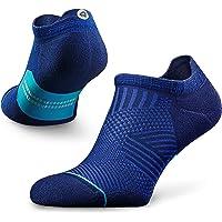 ROCKAY Accelerate - Calcetines Deportivos con Talón de Compresión para Hombres y Mujeres, Running, Anti-ampollas y con…