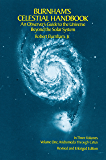 Burnham's Celestial Handbook, Volume One: An Observer's Guide to the Universe Beyond the Solar System: 1 (Dover Books on Astronomy)