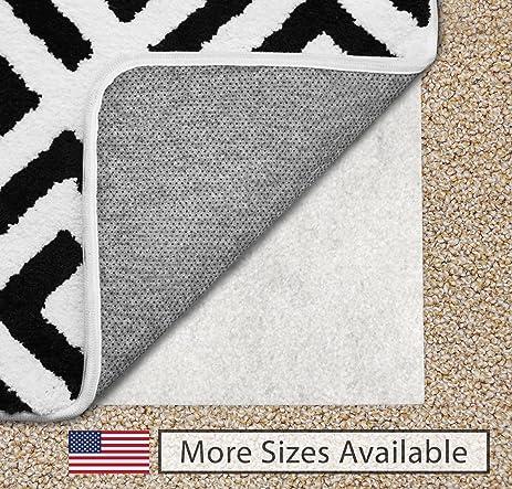 Lovely Gorilla Grip 5x7 Feet Non Slip Area Rug Pad For Carpet
