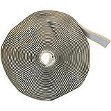 "GSSI Sealants Butyl Tape 1/8"" x 1"" x 50' Gray (Choose 3/4"" or 1"" Width)"