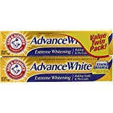 Arm & Hammer Advance White Extreme Whitening Baking Soda and Peroxide Toothpaste