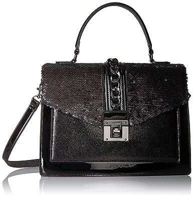 531240639b7 Aldo Filinna, Black Leather, One Size  Handbags  Amazon.com