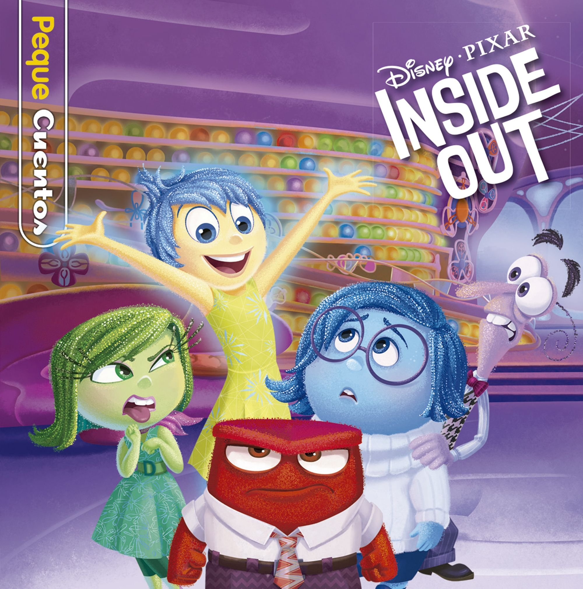 Inside Out. Pequecuentos (Disney. Inside out)