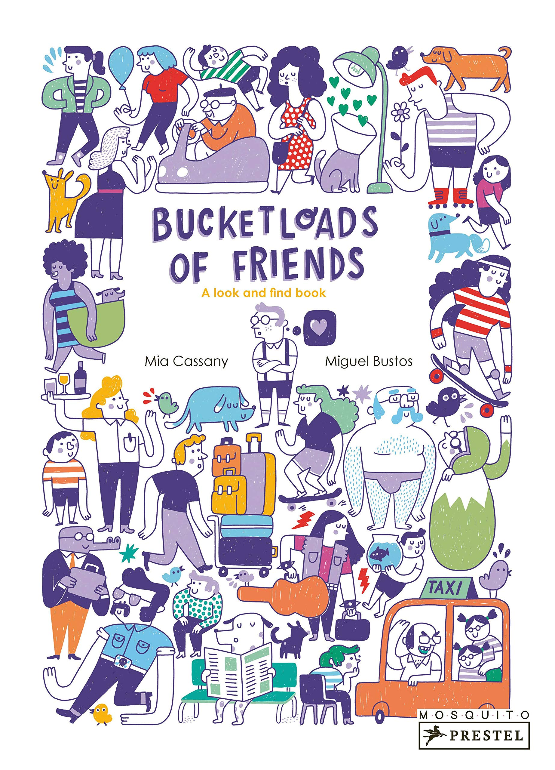 The Perfect Books for Winter Boredom from Prestel {Book Review}
