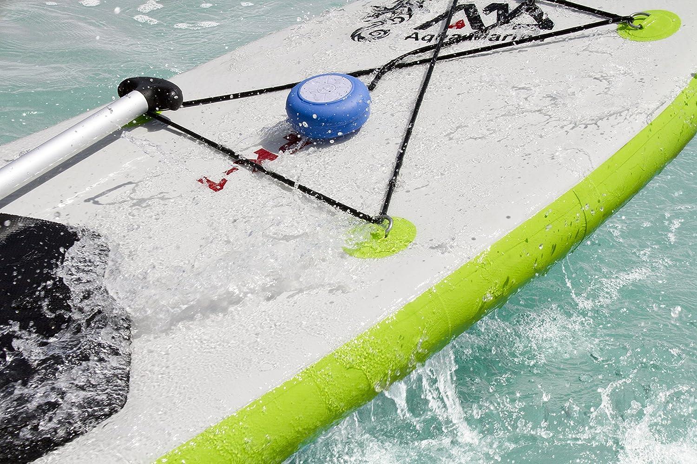 Waterproof Bluetooth Shower Speaker Splash Image 3