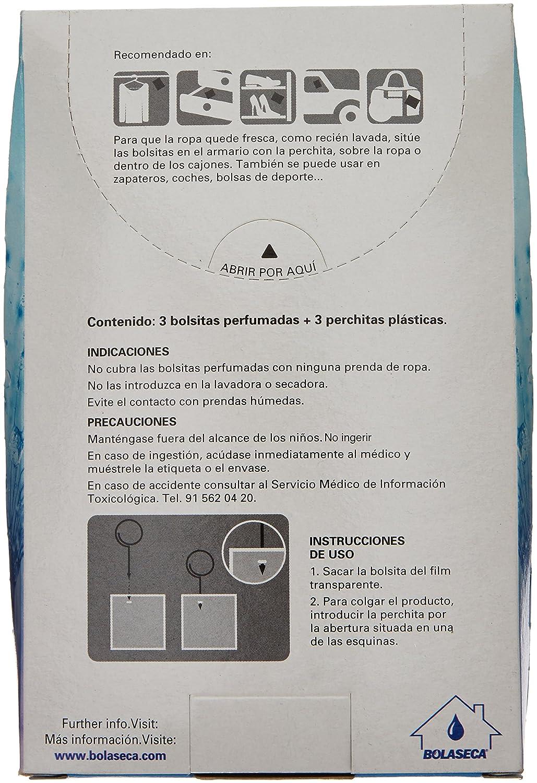Bolaseca bolsita perfumada spa: Amazon.es: Belleza