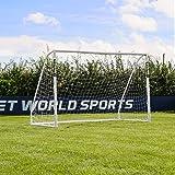 FORZA Match – Cage de Foot 3 x 2 m (Futsal) Résistant [Net World Sports]