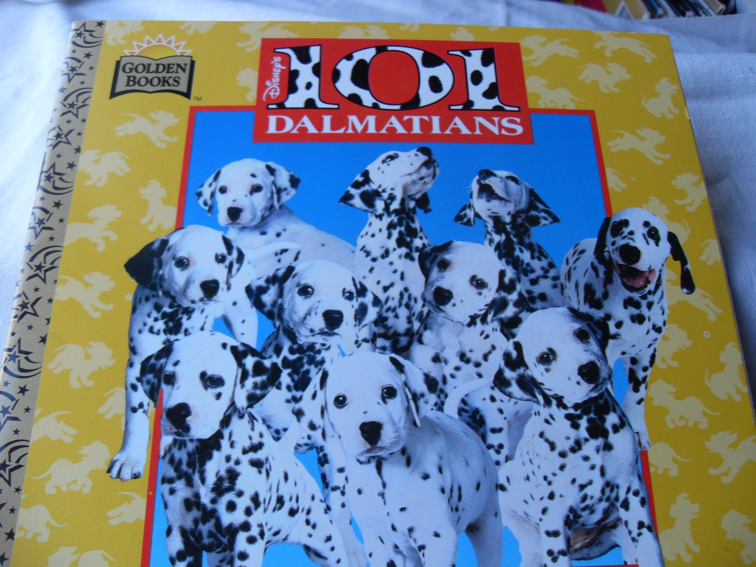 Disney S 101 Dalmatians Golden Books Mann P Z 9780307128423 Amazon Com Books