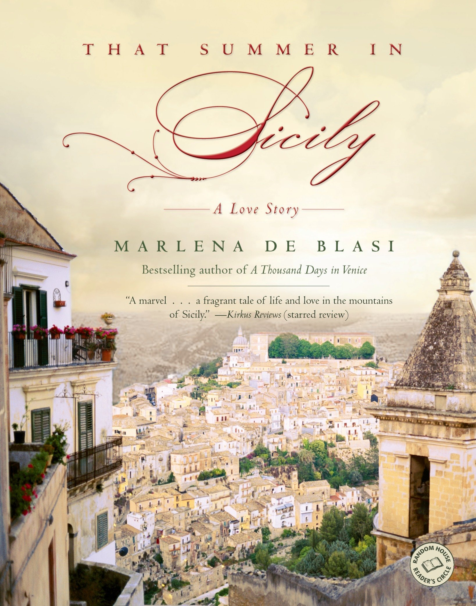 That Summer in Sicily: A Love Story by Ballantine Books