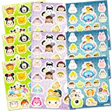 Disney Tsum Tsum Stickers Party Favors Pack ~ 16