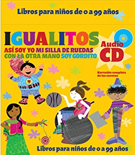 Serie Igualitos, Coleccion Infantil Nueve Pecesitos (Spanish Edition)