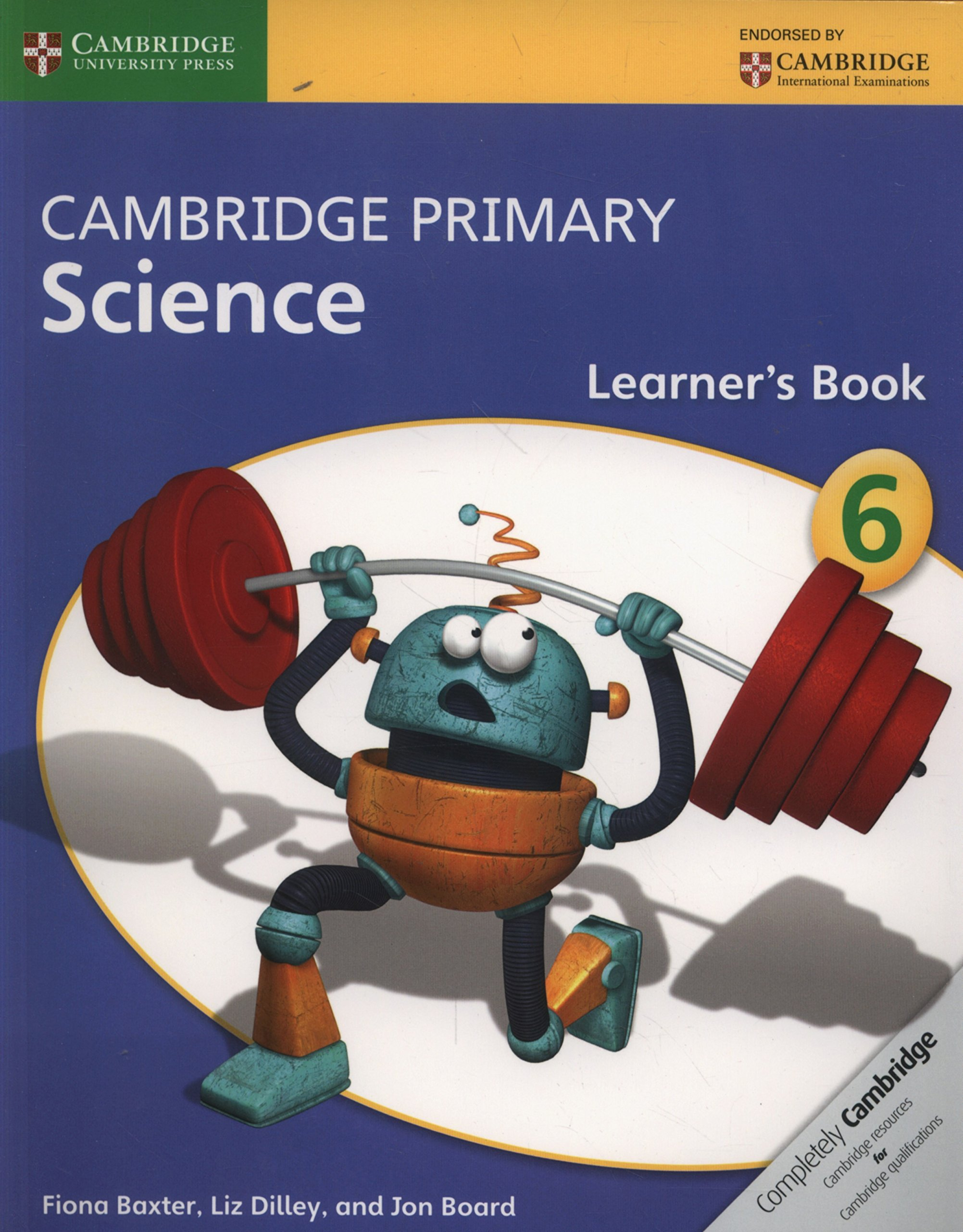Download Cambridge Primary Science Stage 6 Learner's Book pdf