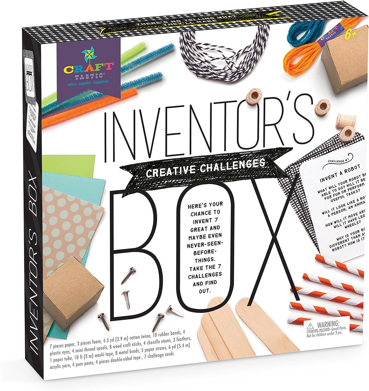 Craft-tastic – Inventor's Box