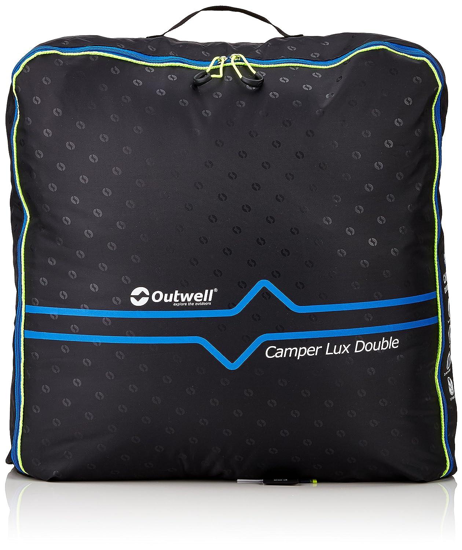 Lux Outwell Relags Bleu 150 235 Camper Couchage X De ' Sac Double qTqtU6d