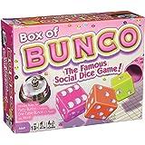 Continuum Games Box of Bunco Game, Multicolor