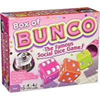 Continuum Games Box of Bunco Game, Multicolor