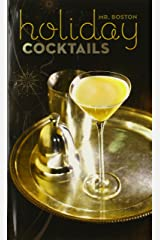 Mr. Boston Holiday Cocktails Hardcover