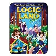 The Enchanted Castle Deduction puzzle Logic Land Tin