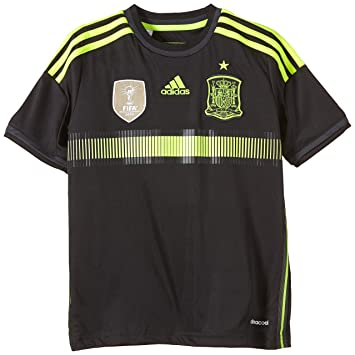 Adidas kurzärmliges Trikot FEF Away Jersey Youth - Camiseta de equipación de fútbol para niño,