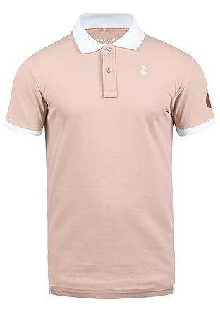 689f4296548 Blend Ralf T-Shirt Polo pour Homme avec Col Polo 100% Coton  Amazon ...