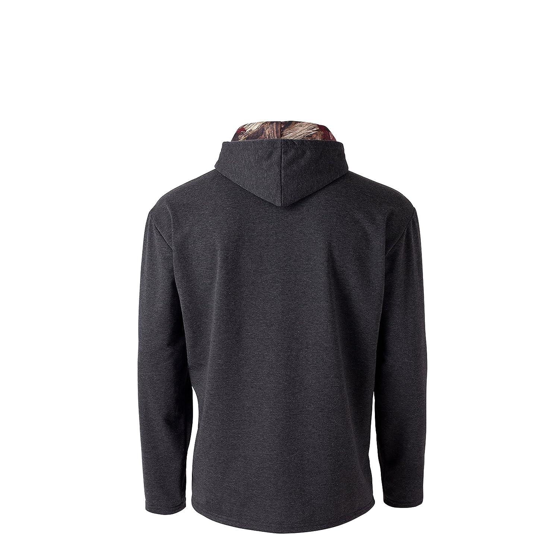 FPS Apparel Mens Mossy Oak /® Lightweight Pullover