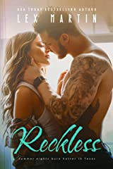 Reckless: A Small Town Single Dad Romance (Texas Nights Series Book 2) Kindle Edition