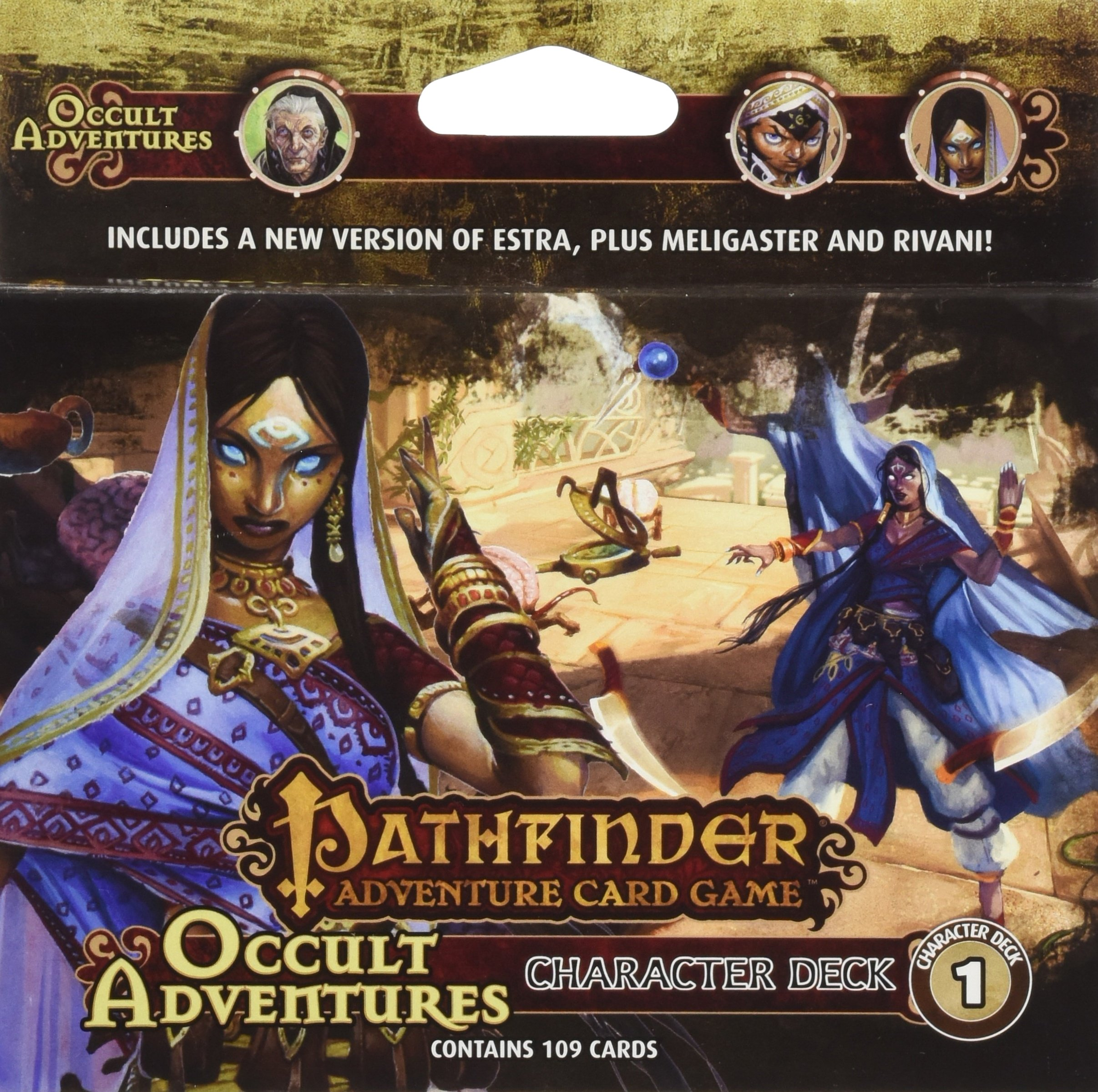 Pathfinder Adventure Card Game: Occult Adventures Character ...