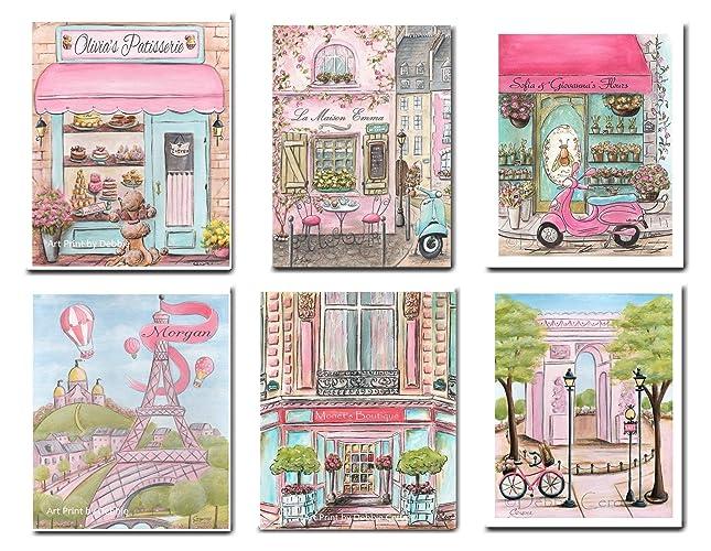Fine Amazon Com Paris Themed Room Decor Fine Art Prints For Download Free Architecture Designs Scobabritishbridgeorg