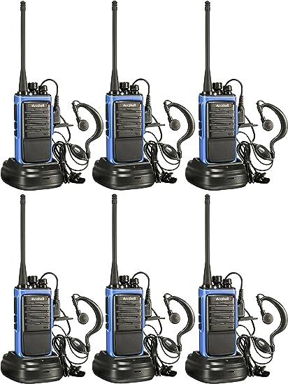 Amazon.com: Arcshell - Radios recargables de largo alcance ...