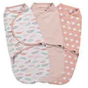 SwaddleMe Original Swaddle 3-PK, Coral Days (SM)