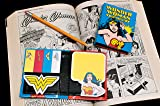 DC Comics Wonder Woman Sticky Notes Booklet