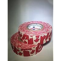 Sports Tape Athletic Tape (Hockey Lacrosse Stick Tape, Baseball Bat Tape) 2 Pack