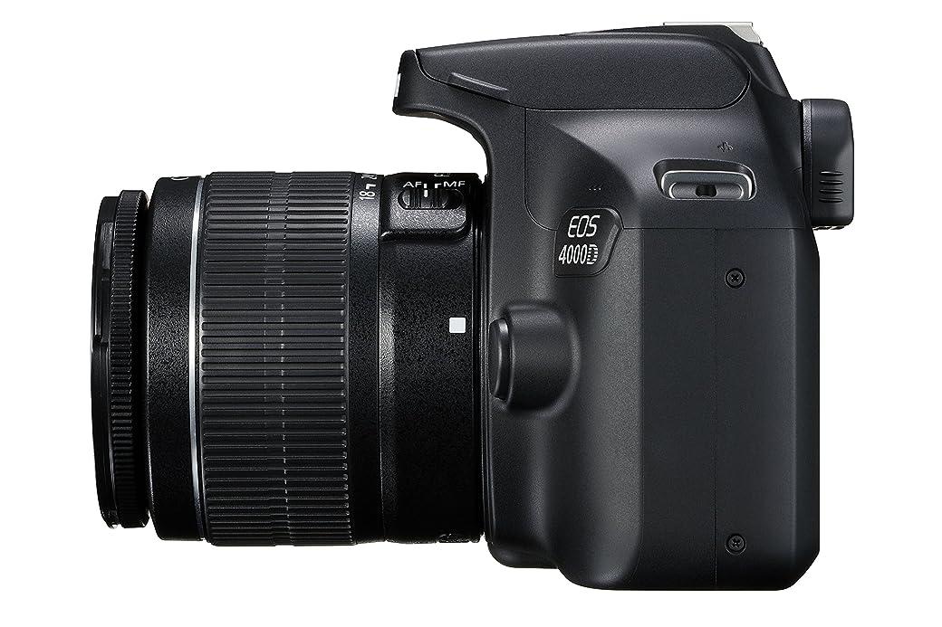 Canon EOS 4000D Camara - La Mejor Cámara SLR del Mercado