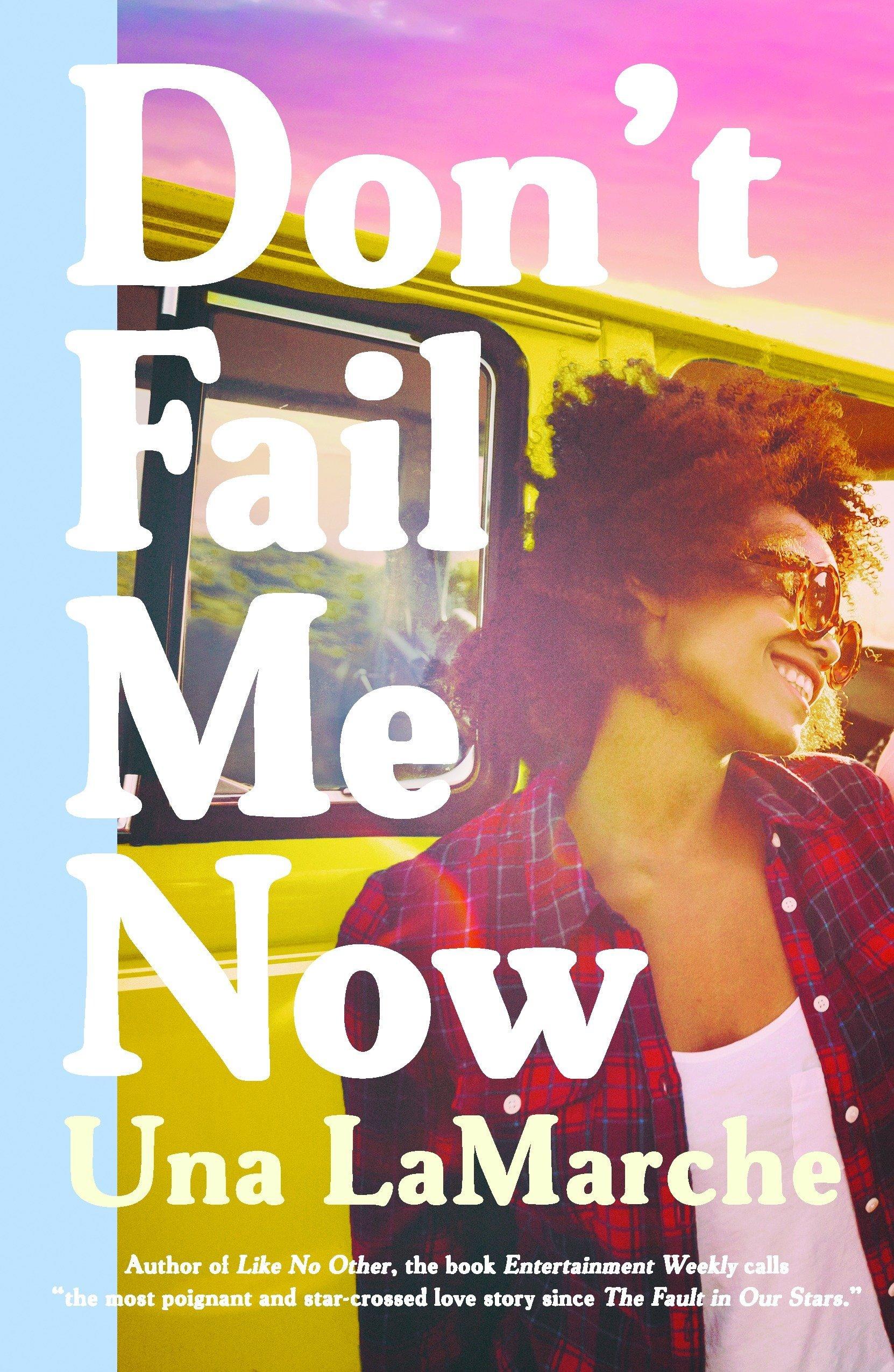 Read Online Don't Fail Me Now pdf