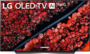"LG C9 Series Smart OLED TV - 55"" 4K Ultra HD with Alexa Built-in, 2019 Model"