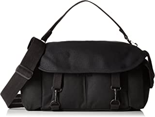 product image for Domke F-2 original shoulder bag 700-02B (Black) for Canon, Nikon, Sony, Leica, Fujifilm & Olympus DSLR or Mirrorless cameras with space for multiple lenses up to 300mm and accessories