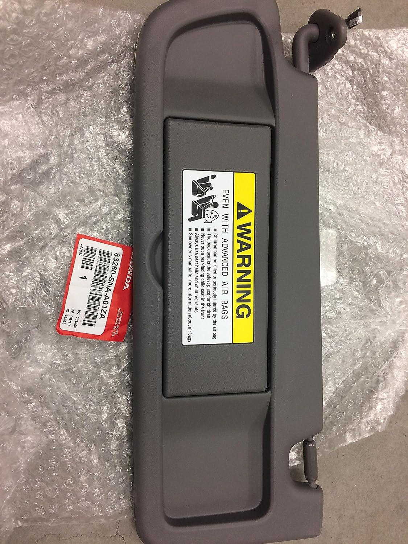 Honda Genuine 83280-SNA-A01ZB Sun Visor Assembly Left