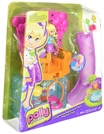 Polipoket juguetes amazing gallery of amazones polly for Polly pocket piscine
